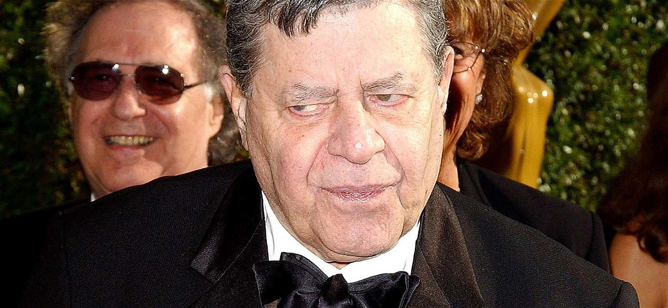 Jerry Lewis Died From Heart Disease