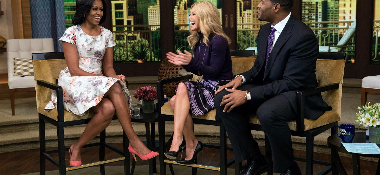 Michael Strahan Talks Feud With Former Co-Star Kelly Ripa