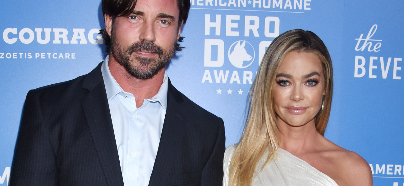'RHOBH' Denise Richards Trolled After 'Very Married Woman' Comment