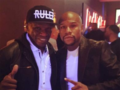Arrest Warrant Issued for Floyd Mayweather Sr. for Allegedly Punching a Woman