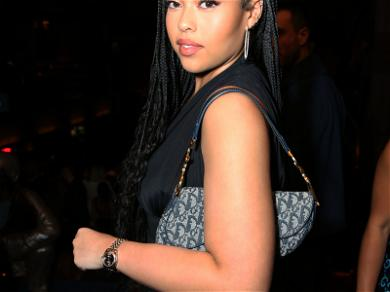 Is Jordyn Woods' New Tattoo Aimed At Kylie Jenner?
