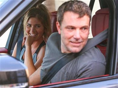 Ben Affleck Living His Best Life at a Fast Food Drive-Thru with a Playboy Model