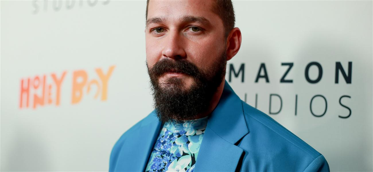 Is Shia LaBeouf Married? Actor Wears Wedding Band While Out With Mystery Woman