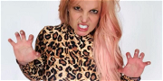 Britney Spears Declares 'F**k Off COVID!' While Unzipping Metallic Bodysuit