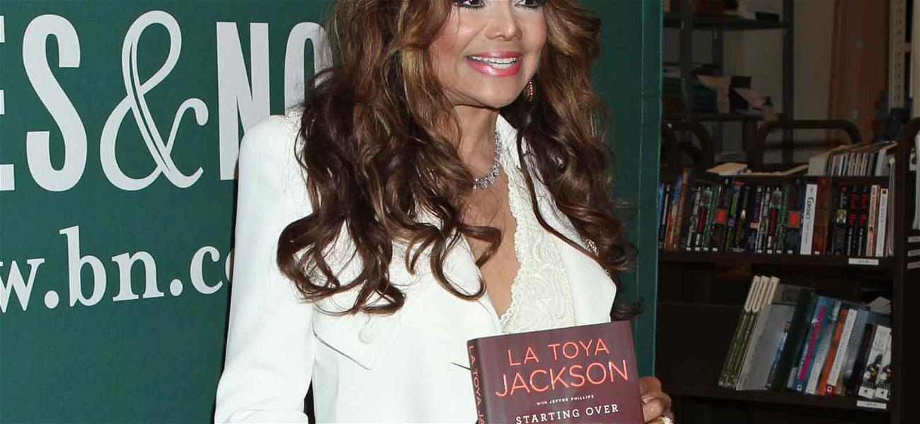 La Toya Jackson's Company Sued for Not Paying Rent