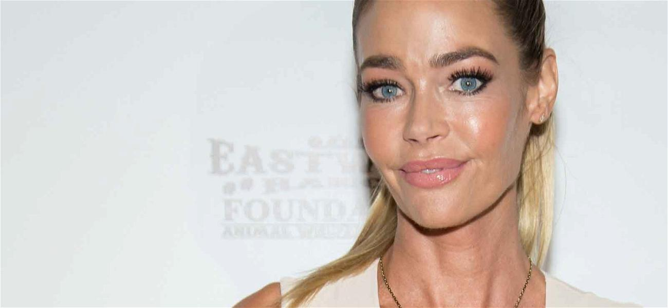 Denise Richards' Horses At Risk of Being Sold Off Over Hefty Unpaid Bill