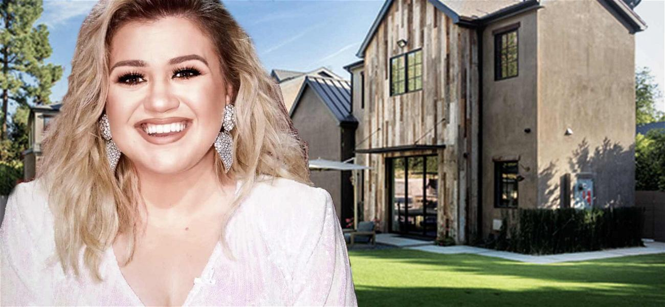 Kelly Clarkson's Selling Her $10 Million Mansion, See The Unbelievable Pics!