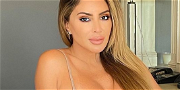 Larsa Pippen Announces She's 'Glowing' In Snappy Two-Piece
