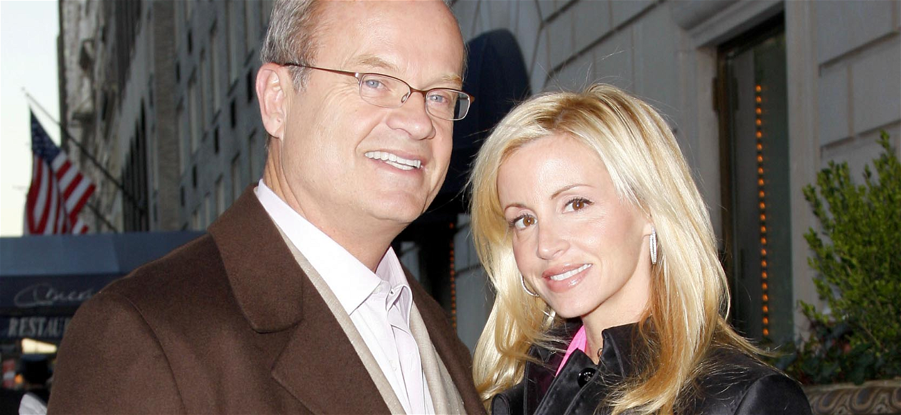 Kelsey Grammer Calls Ex-Wife Camille 'Pathetic,' Claims She Threatened Divorce During Mom's Funeral