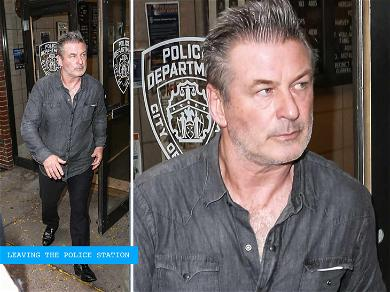 Alec Baldwin Arrested in New York City for Allegedly Punching a Guy Over a Parking Spot