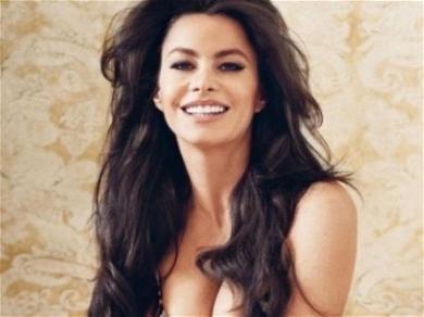 Sofia Vergara's Pantless For Adult Grammys Grind