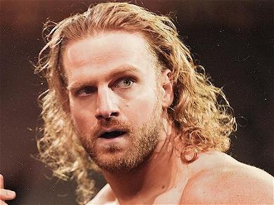 AEW Wrestler Hangman Page Is Joining The Dad Club