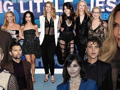 'Big Little Lies' Monterey 5 Add Meryl Streep as +1 For Season 2 Premiere
