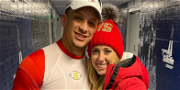 Patrick Mahomes' Girlfriend Sticks it to Patriots Fans After She Was Harassed During the Game
