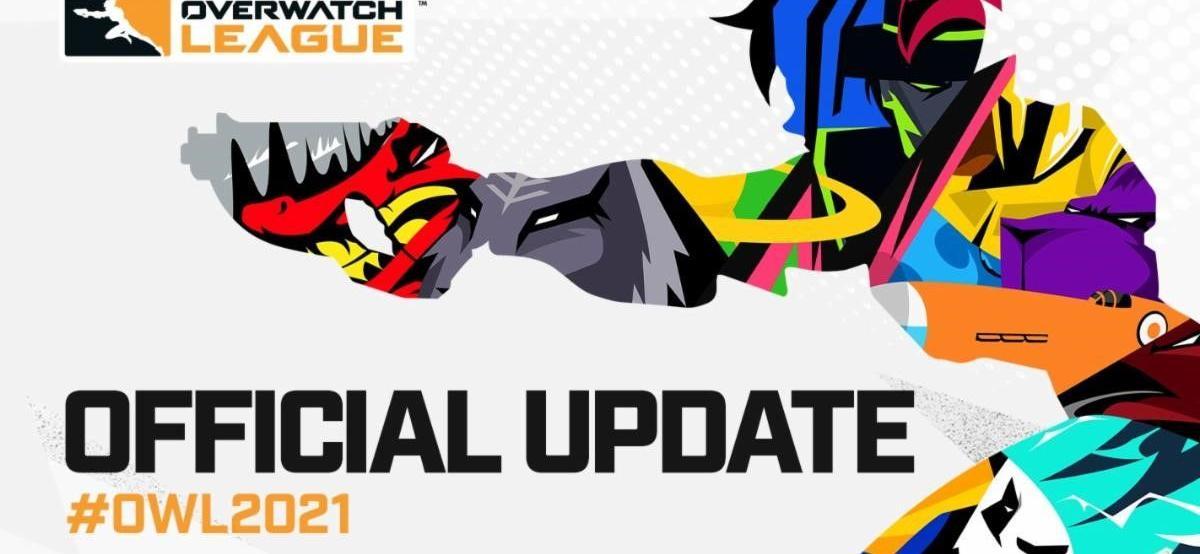 OverwatchLeague Announces Major Changes For 2021 Season