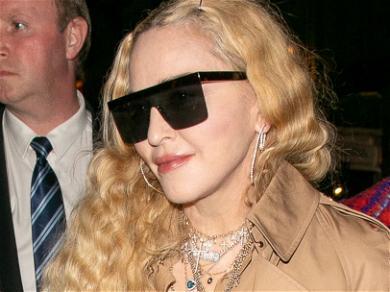 Madonna Kisses 25-Year-Old Boyfriend Ahlamalik Williams On Valentine's Day
