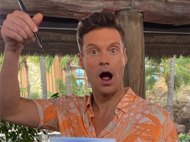 What Happened to Ryan Seacrest's Eyebrows?! Fans Shocked By New Look
