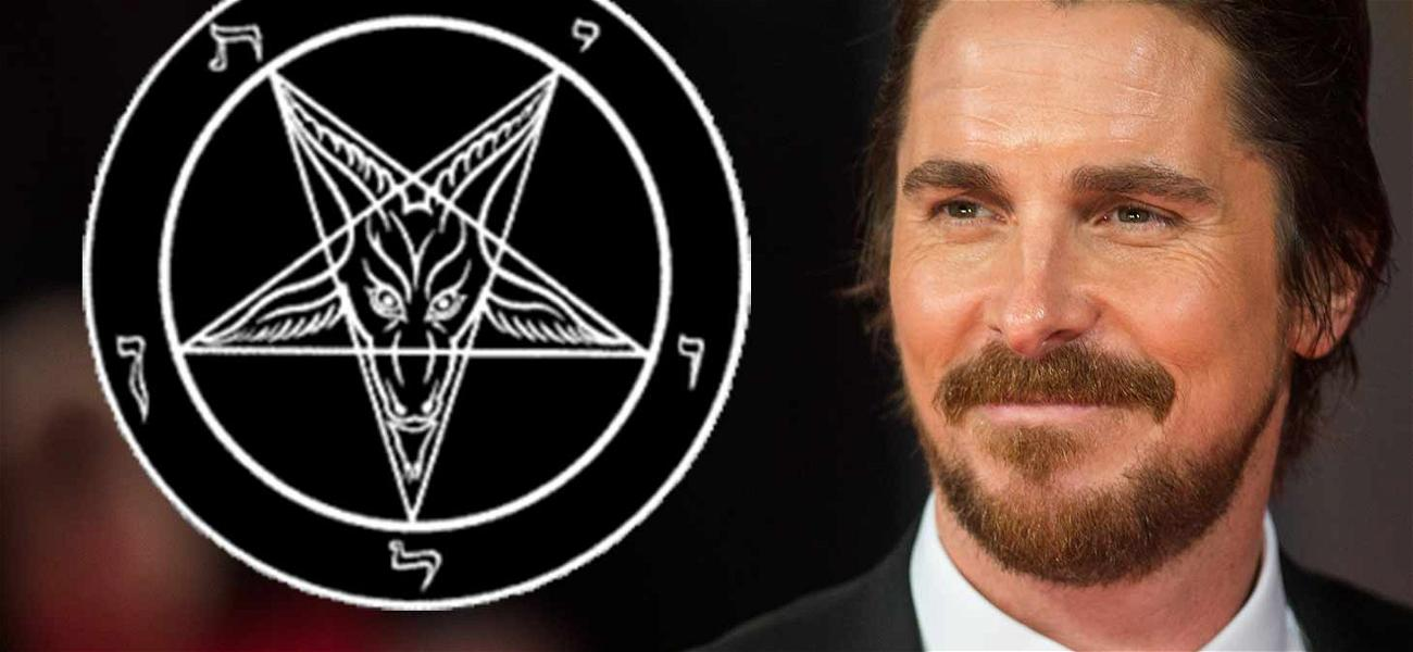 Church of Satan Praises Christian Bale After Golden Globes Shout Out