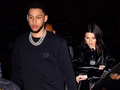 Kendall Jenner and Ben Simmons Already Spent Valentine's Day Together
