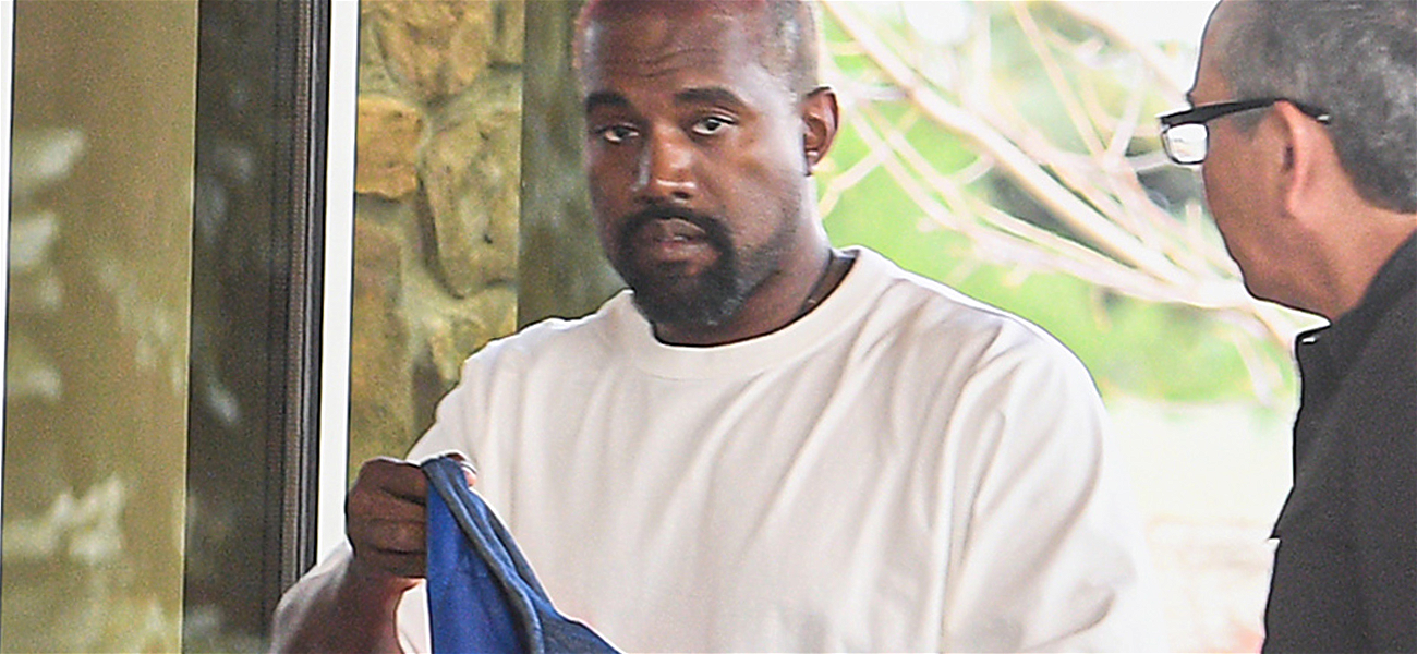 Kanye West Hospitalized For 'Anxiety' Issues, Left In Minutes Due To Crowded Emergency Room
