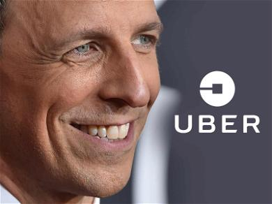 Seth Meyers Gets a Refund From Uber for Hospital Ride He Never Took