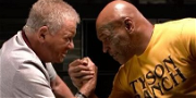Mike Tyson Goes 'Over the Top' Against William Shatner In Latest Video