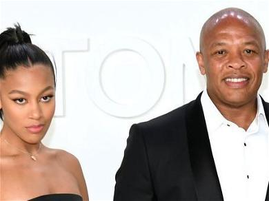 Dr. Dre's 19-Year-Old Daughter Truly Young All Smiles Amid Parent's Divorce War