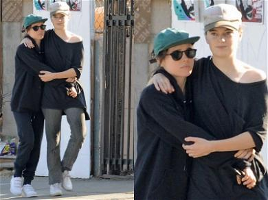 Ellen Page and New Wife Emma Portner Pack on the PDA