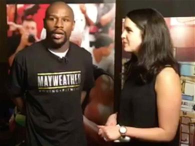 Floyd Mayweather Has No Idea What the #MeToo Movement Is