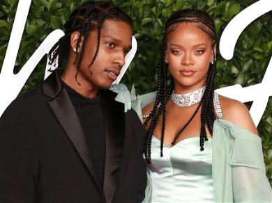 A$AP Rocky& Rihanna 'Definitely Seem In Love,' Source Claims