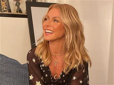 Kelly Ripa Hops In Bed to Reveal Her Big Secret About Sleep