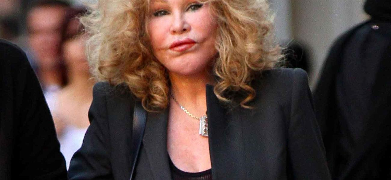 'Catwoman' Jocelyn Wildenstein Sued for Embezzlement and Larceny Over $250k Jewelry