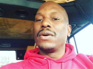 Tyrese Blames Bad Meds for Recent 'Meltdown'