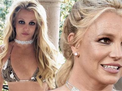 Britney Spears Sparks Mental Health Concerns After Appearing 'Disheveled' In Snakeskin Bikini