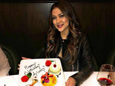 UFC Star Arianny Celeste Goes the Distance for Her Birthday in Vegas