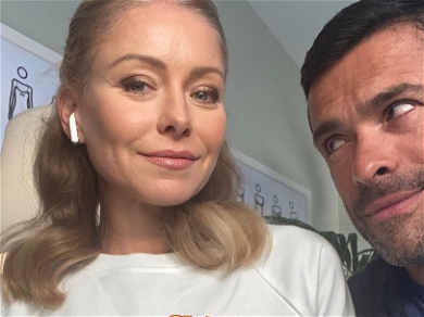 Kelly Ripa Shares Cute Family TBTs Ahead Of Thanksgiving Without Husband