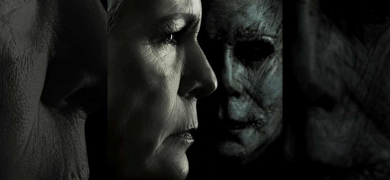 New Official 'Halloween' Poster Unmasked