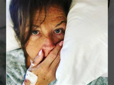 Abby Lee Miller Posts Heartbreaking Pic from Hospital, Thanks Doctors That Found Cancer