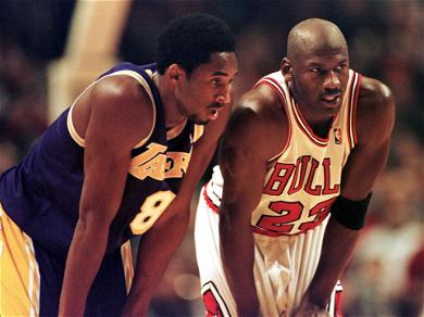 Michael Jordan Issues Statement on Death of His 'Little Brother' Kobe Byrant