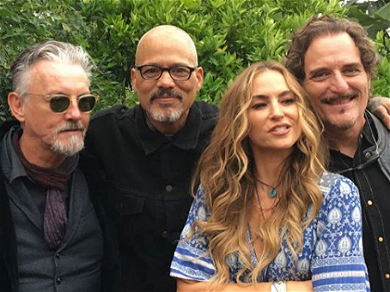 'Sons Of Anarchy' Stars Reunite At The Wedding Of Mark 'Bobby' Boone