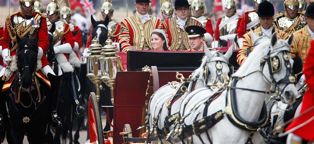 Past Royal Wedding Photos