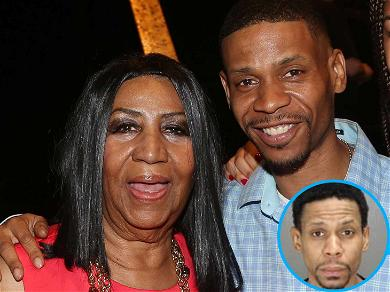Aretha Franklin's Son Behind Bars for DUI Arrest After Queen of Soul's Death