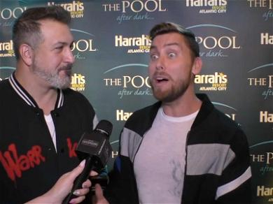 Lance Bass Turned Down Judging Miss America Over Too Much Controversy