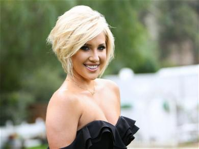 Savannah Chrisley Unfussed In Floral Bikini As Beach Photos Trashed For Not 'Social Distancing'