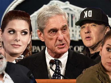 Celebs React to Robert Mueller's Presser: 'Now It's Up to Congress to Do Its Job'