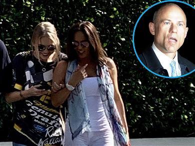 Michael Avenatti's Estranged Wife Has Lunch Date With His Assault Accusing Ex-GF