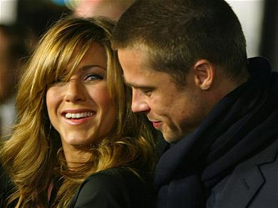 Jennifer Aniston and Brad Pitt Are Putting The Past Behind Them
