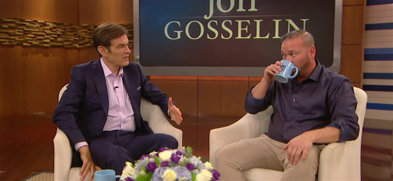 Jon Gosselin Spilled All the Tea On His Relationship With Kate to Dr. Oz!