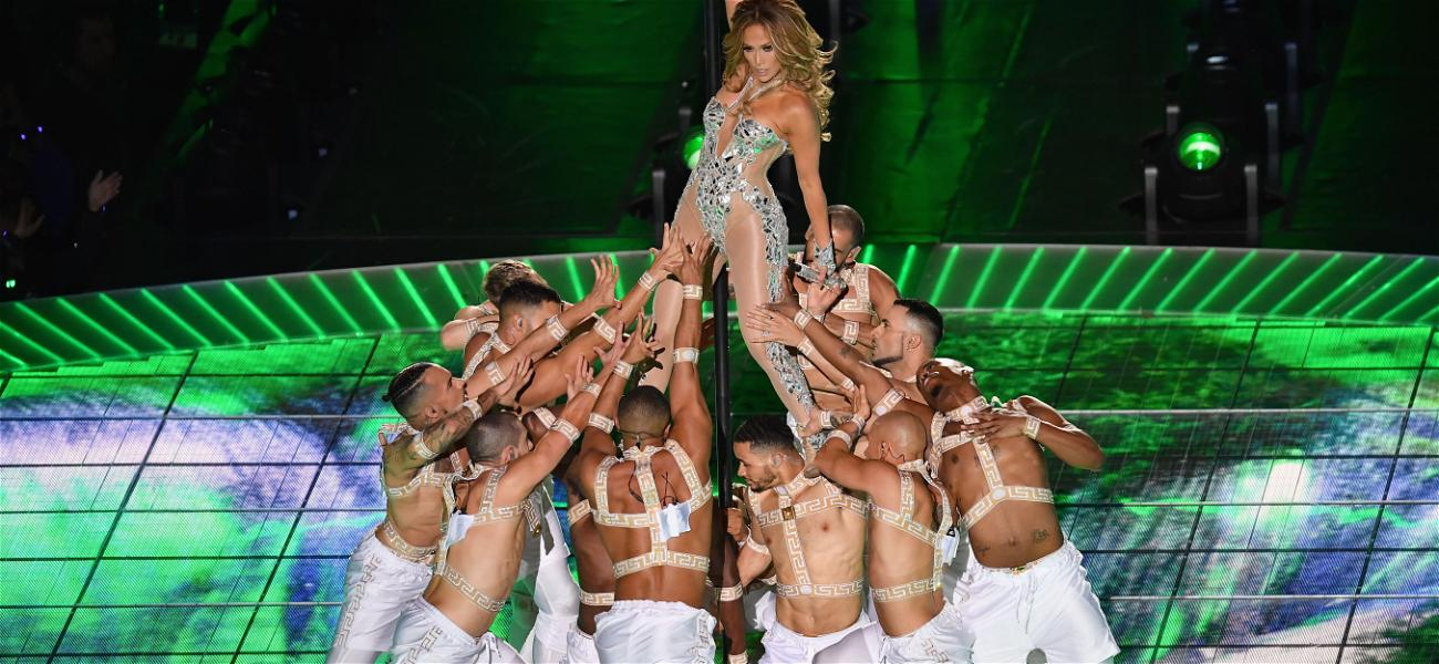 Jennifer Lopez Reveals Why She Gave A Nod To 'Hustlers' With Her Super Bowl Pole Dancing