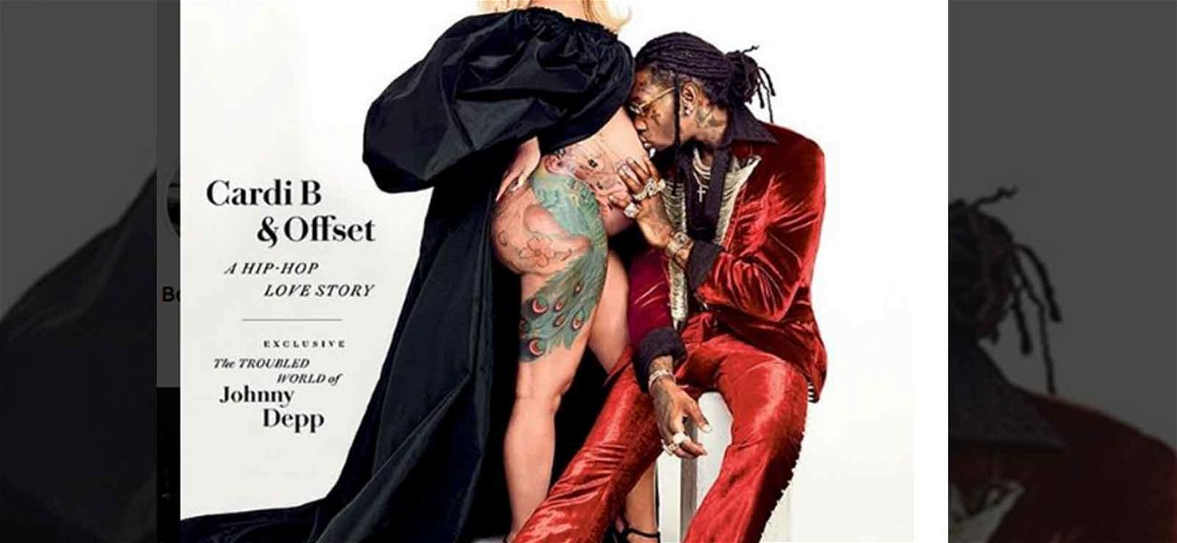 Cardi B Is Beyond Thrilled That Her Daughter Made the Cover of Rolling Stone